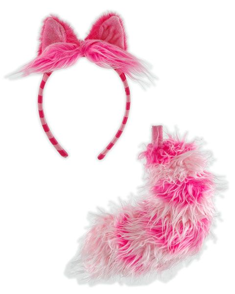 Elope Cheshire Cat Ear And Tail Disney