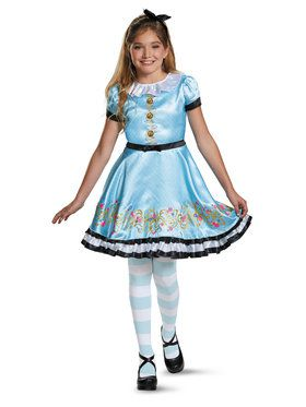 Disney Descendants Ally Girls Deluxe Child Costume