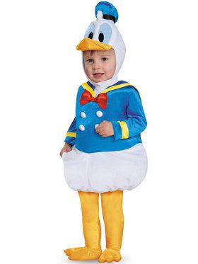 Disney Donald Duck Prestige Costume Toddler