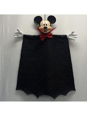 Disney Mickey Mouse Hanging Halloween Character Decoration