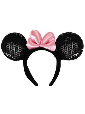 Disney Minnie Ears Deluxe Headband For Children