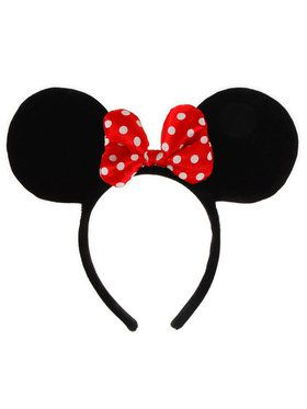 Disney Minnie Ears Headband For Children