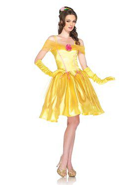Disney Princess Belle Adult Costume