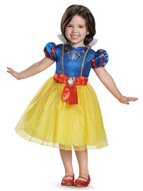 Disney Princess Classic Snow White Costume For For Children