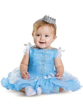 Disney Princess Cinderella Prestige Costume For Toddlers
