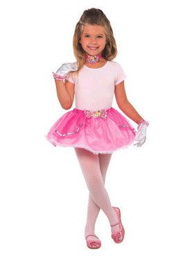 Disney Sparkle Princess Dress Up Set Child for Girls