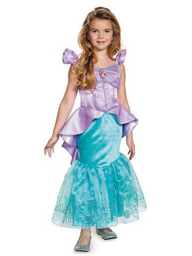 Disney Storybook Ariel Prestige Toddler / Child Costume