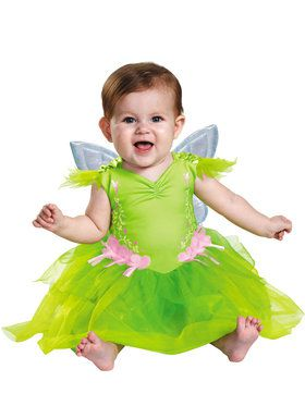 Disney Tinker Bell Deluxe Costume Toddler