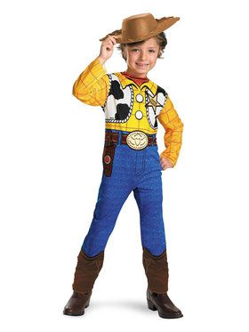 Disney Toy Story - Woody Classic Costume For Toddlers
