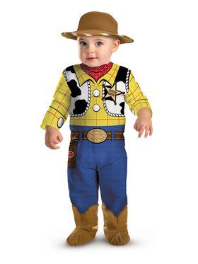 Disney Toy Story - Woody Costume For Babies