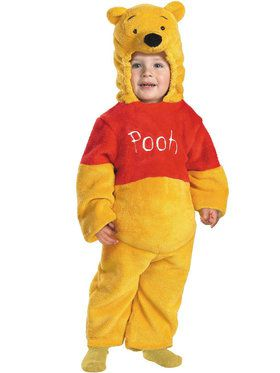 Disney Winnie the Pooh Costume For Toddlers