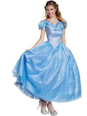 Disney's Cinderella Movie Prestige Women's Costume