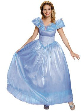 Disney's Cinderella Movie Ultra Prestige Women's Costume