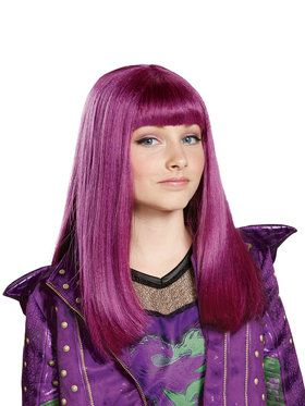 Disney's Descendants 2: Mal Child Wig