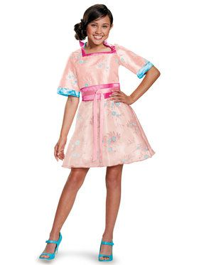 Disney's Descendants: Girls Deluxe Lonnie Coronation Costume