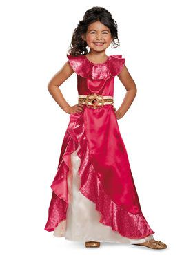 Toddler Classic Elena Adventure Dress Costume - Elena of Avalor