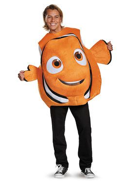 Finding Dory Adult Nemo Costume