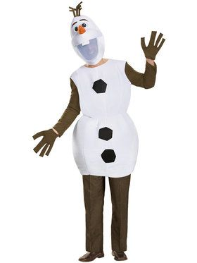 Disney's Frozen Olaf Deluxe Men's Costume