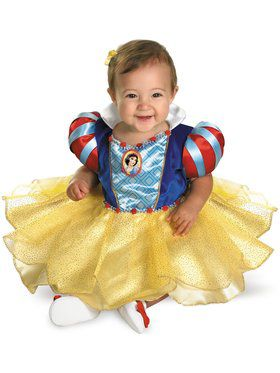 Disneys Infant Snow White Ballerina Costume