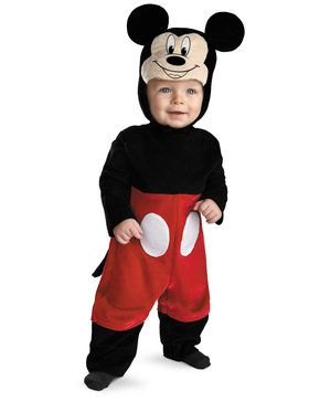 Disney's Mickey Mouse Costume Infants
