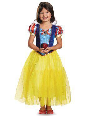 Disney's Snow White Deluxe Girls Costume