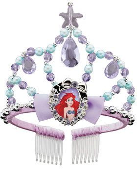 Disney's The Little Mermaid Ariel Classic Girls Tiara