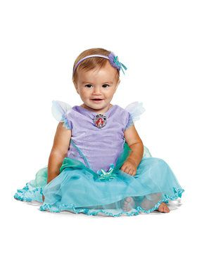 Disney's The Little Mermaid Ariel Girl's Costume