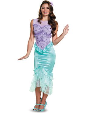 Disney's The Little Mermaid Ariel Tween Costume