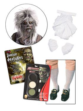 Colonial Zombie Accessory DIY Kit