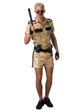 Dlx Lt. Dangle Costume