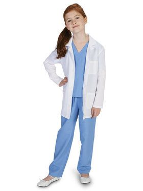 Doctor Costume For Children