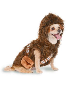 Dog Chewbacca Costume