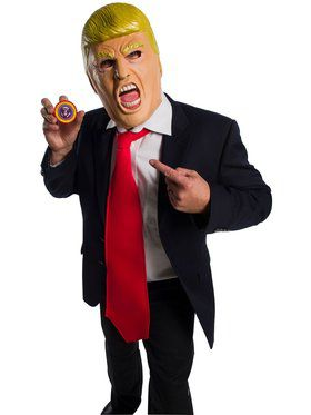 Overhead Latex Donald Chump Mask Kit