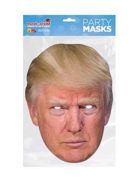 Face Mask - Donald Trump