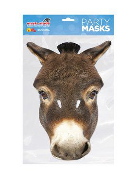 Face Mask - Donkey