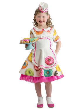 Donut Waitress Infant Costume
