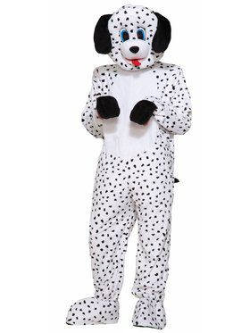 Dotty the Dalmatian Mascot Adult Mascot Costume