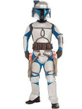 Jango Fett Double Holster and Blaster Set