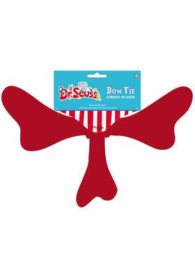 Cat In The Hat - Bowtie - Costume Accessory