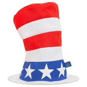 Cat in the Hat for President Dr. Seuss Hat