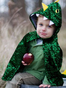 Dragon Cape Costume Toddler