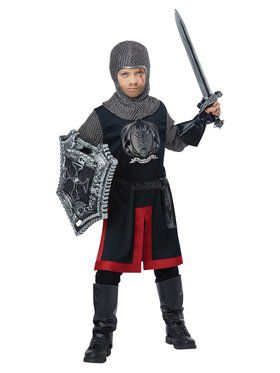 Dragon Knight Costume for Children