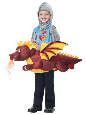 Dragon Rider Costume Toddler