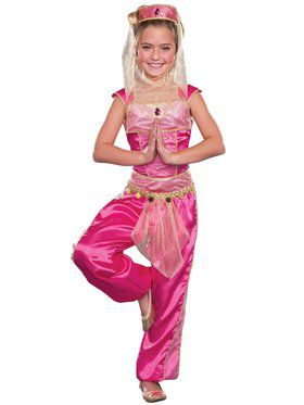 Dream Genie Girl's Costume