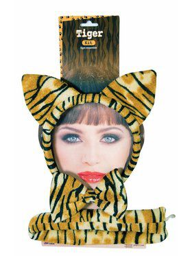 Dress Up Kit Child Tiger
