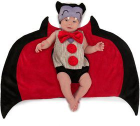 Drooly Dracula Swaddle Wings Costume Toddler