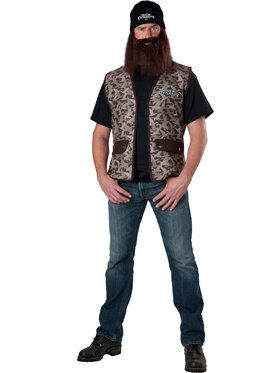 Duck Dynasty Jase Adult Costume