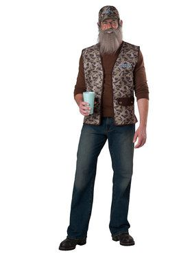 Duck Dynasty Si Adult Costume