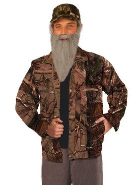 Duck Hunter Camo Jacket for Men