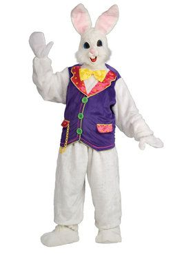 Easter Bunny Adult Mascot